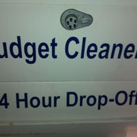 Photo taken at Budget Cleaners by DRR on 3/7/2012