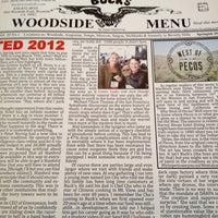 Photo taken at Buck's of Woodside by John P. on 8/3/2012
