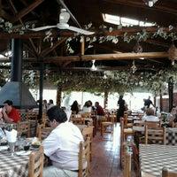 Photo taken at Restaurante La Greda by Patricio P. on 2/23/2012