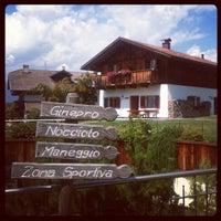 Foto scattata a Pineta Naturalmente Hotels da Kinzica il 8/8/2012