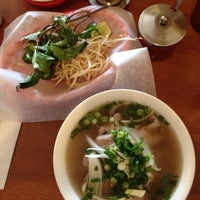 Photo taken at Pho Noi Viet by Julia M. on 5/26/2012