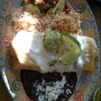 "Photo taken at Cafe Mexico ""To Go"" by Dawn s. on 5/26/2012"