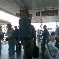 Photo taken at Platform 5 by Pepo B. on 8/4/2012