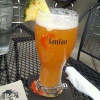 Photo taken at SanTan Brewing Company by Mark B. on 7/4/2012