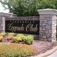 Photo taken at Vanderbilt Legends Club by Boots and Bandana G. on 8/6/2012