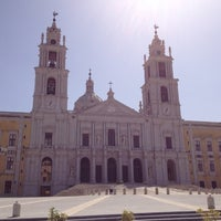 Photo taken at Mafra by Marc O. on 8/9/2012