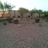 Photo taken at Ocotillo Hall by °_° on 8/30/2012