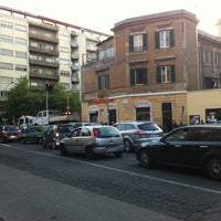 Photo taken at Piazza della Marranella by 🌟Enrico C. on 5/8/2012