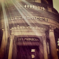 Photo taken at Delmonico's by Noah F. on 9/1/2012