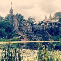 Photo taken at Belvedere Castle by Nick J. on 8/5/2012