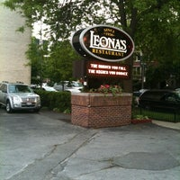 Photo taken at Leona's by Joe G. on 5/27/2012
