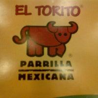 Photo taken at El Torito by Pepe H. on 7/29/2012