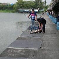 Photo taken at Bung Sam Ran Fishing Park by P-i-n-k (. on 6/1/2012