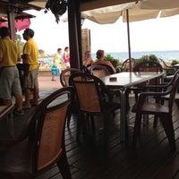 Photo taken at Feelbert Beach by Axon B. on 8/19/2012