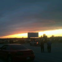 Photo taken at Can View Drive-In by Keegan J. on 7/8/2012