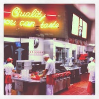 Photo taken at In-N-Out Burger by Chris S. on 3/29/2012