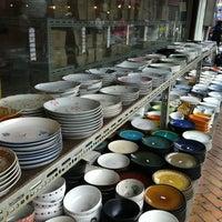 Photo taken at 鶯歌陶瓷老街商圈 Yingge Pottery Street by Alan H. on 2/11/2012