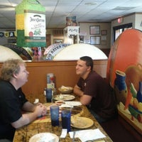 Photo taken at Los Reyes Mexican Restaurant by Kim S. on 5/18/2012