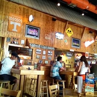 Photo taken at Hooters by Michael A. on 7/18/2012