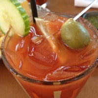 Photo taken at Border Grill by Myrna V. on 9/6/2012