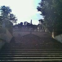 Снимок сделан в Большая Митридатская лестница пользователем Alexander G. 8/28/2012
