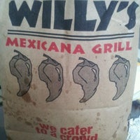 Photo taken at Willy's Mexicana Grill #16 by Corey H. on 4/28/2012