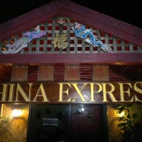 Photo taken at China Express by Naldo Black V. on 5/16/2012