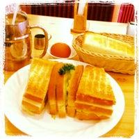 4/13/2012にsuma_toがコメダ珈琲店 流山おおたかの森店で撮った写真