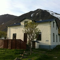 Photo taken at HI Iceland Korpudalur hostel by Manuel on 6/8/2012