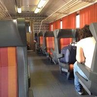 Photo taken at Stazione S. Anna FCU by Domenico Fernando M. C. on 6/16/2012