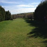 Photo taken at Norwich Golf Club by Bin K. on 4/20/2012