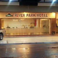 Photo taken at River Park Hotel by CICO on 4/10/2012