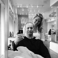 Photo taken at Sean Donaldson Hair by Ian M. on 6/8/2012