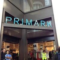 Photo taken at Primark by Chiara P. on 3/3/2012