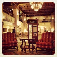 Photo taken at The Fairmont Royal York by Javier E. on 7/26/2012