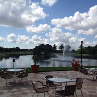 Photo taken at Doral Park Golf & Country Club by Guillermo C. on 3/17/2012