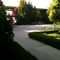 Photo taken at Colegio Cervantes by Rodrigo C. on 7/9/2012