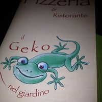 Photo taken at IL Geko Nel Giardino by Maku on 7/27/2012