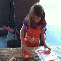 Photo taken at The Home Depot by Erin N. on 3/4/2012