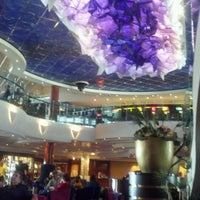 Photo taken at Norwegian Gem by Pastor R. on 4/29/2012