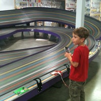 Photo taken at Fast Track Hobbies by Jen L. on 4/24/2012