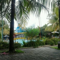 Photo taken at Kolam Renang by Saparjan A. on 2/19/2012