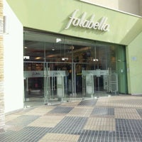 Photo taken at Falabella Mall Plaza Sur by Cristóbal V. on 5/31/2012