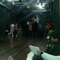 Photo taken at Teatro Escola Macunaíma by Filipe C. on 3/30/2012