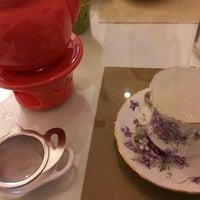 Photo taken at The Village Tea Room by Marlene U. on 6/12/2012