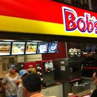 Photo taken at Bob's by Felipe G. on 5/17/2012