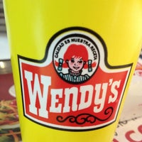 Photo taken at Wendy's by Marioh T. on 3/4/2012
