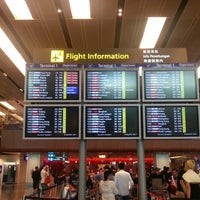 Photo taken at Terminal 1 Departure Hall by Kenny on 8/10/2012