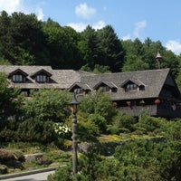 Photo taken at Trapp Family Lodge by Alan F. on 7/7/2012