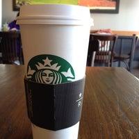 Photo taken at Starbucks by Jatu P. on 3/6/2012